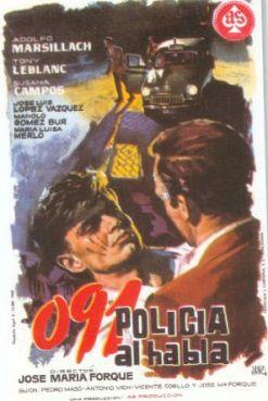 Película: 091, Policía al habla