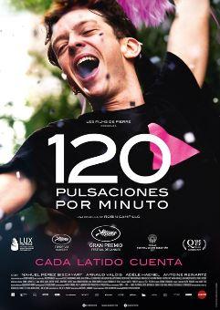 Película: 120 pulsaciones por minuto