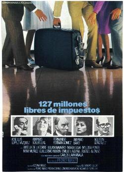 Película: 127 millones libres de impuestos