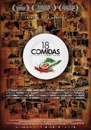 Película: 18 comidas