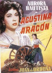Película: Agustina de Aragón