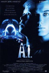 Película: A.I. Inteligencia artificial