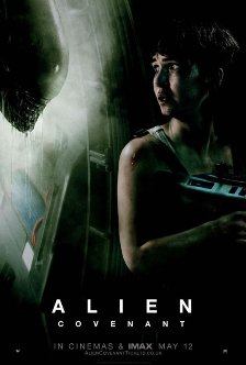 Película: Alien: Covenant