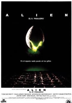 Película: Alien, el octavo pasajero