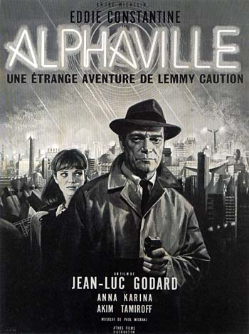 Película: Lemmy contra Alphaville