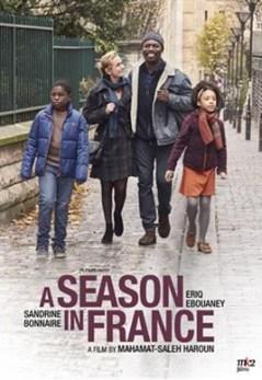 Película: A season in France