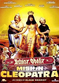 Película: Astérix y Obélix: Misión Cleopatra