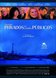 Película: Asuntos privados en lugares públicos