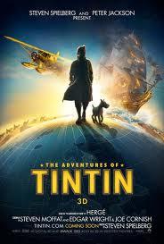 Película: Las aventuras de Tintín. El secreto del Unicornio