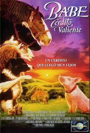 Película: Babe, el cerdito valiente