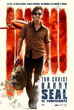 Película: Barry Seal. El traficante