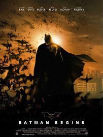 Película: Batman begins