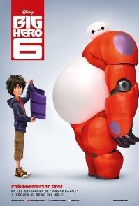 Película: Big Hero 6