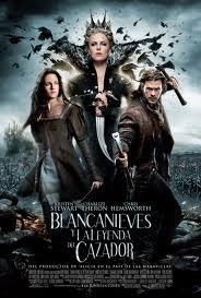 Película: Blancanieves y la Leyenda del Cazador