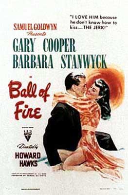 Película: Bola de fuego