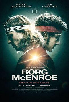 Película: Borg McEnroe