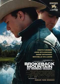 Película: Brokeback Mountain. En terreno vedado