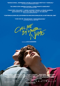 Película: Call me by your name