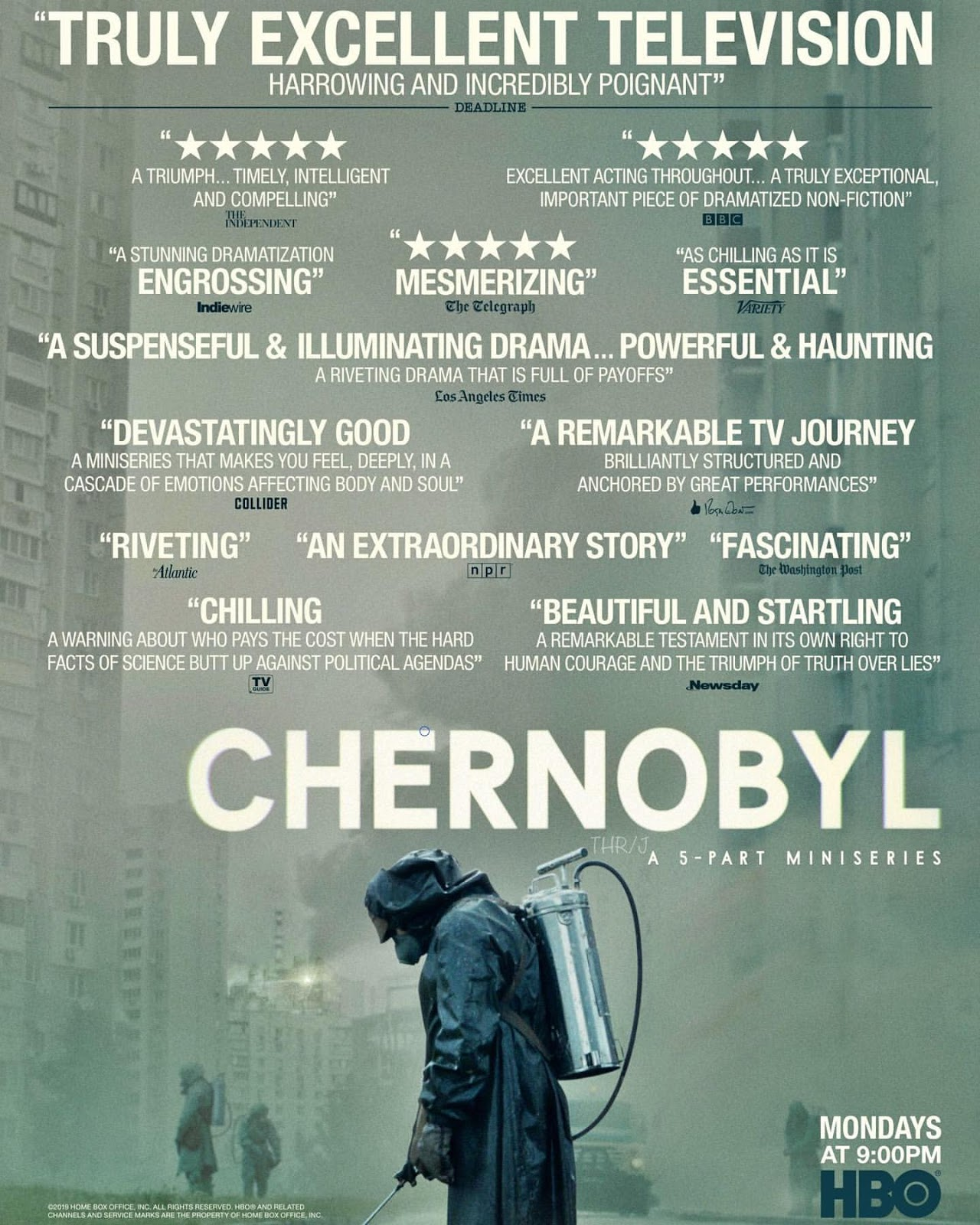 Serie: Chernobyl