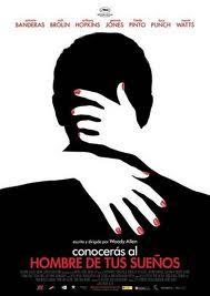 Película: Conocerás al hombre de tus sueños