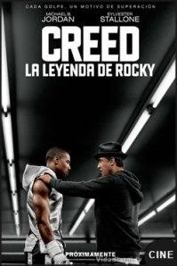 Película: Creed. La leyenda de Rocky