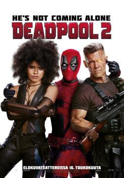 Película: Deadpool 2