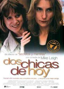 Película: Dos chicas de hoy