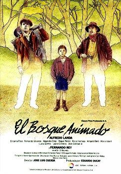 Película: El bosque animado