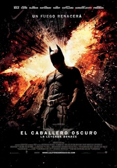 Película: El Caballero Oscuro. La leyenda renace