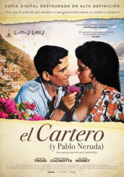 Película: El Cartero (y Pablo Neruda)