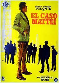 Película: El caso Mattei