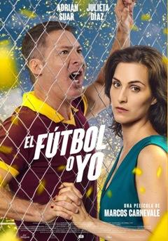 Película: El fútbol o yo