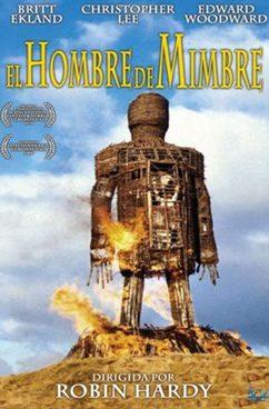 Película: El hombre de mimbre