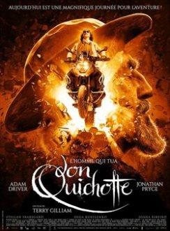 Película: El hombre que mató a Don Quijote