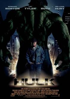 Película: El increíble Hulk
