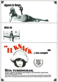 Película: El knack… y cómo conseguirlo