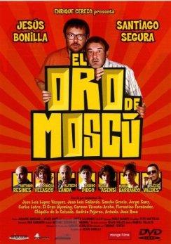 Película: El oro de Moscú