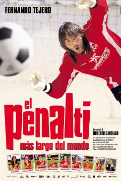 Película: El penalti más largo del mundo
