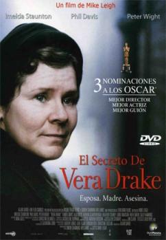 Película: El secreto de Vera Drake