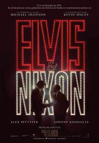 Película: Elvis & Nixon