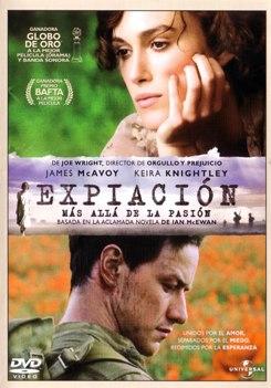 Película: Expiación. Más allá de la pasión