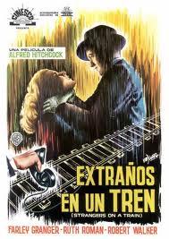 Película: Extraños en un tren