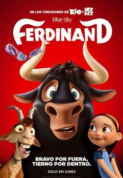 Película: Ferdinand