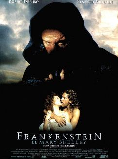 Película: Frankenstein de Mary Shelley