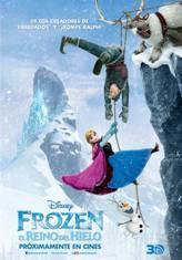 Película: Frozen. El reino de hielo
