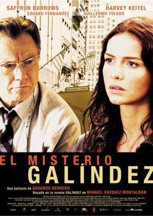 Película: El misterio Galíndez