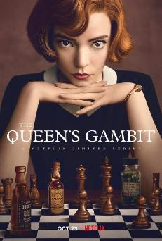 Serie: Gambito de dama