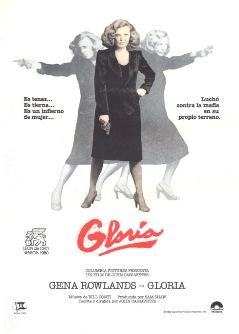 Película: Gloria (1980)