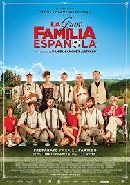 Película: La gran familia española