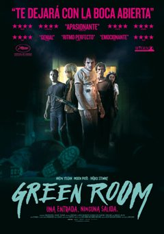 Película: Green room